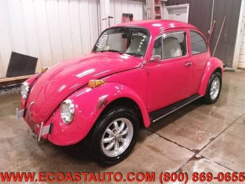 1973 Volkswagen Beetle for sale at East Coast Auto Source Inc. in Bedford VA