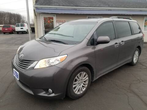 2014 Toyota Sienna for sale at Larry Schaaf Auto Sales in Saint Marys OH