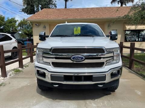 2019 Ford F-150 for sale at Billy Ballew Motorsports LLC in Daytona Beach FL