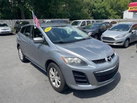 2011 Mazda CX-7 for sale at Auto Revolution in Charlotte NC