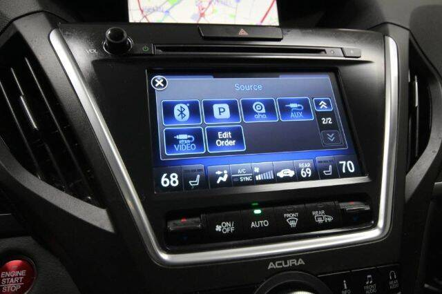 2017 Acura MDX SH-AWD 4dr SUV w/Technology and Entertainment Package - Avenel NJ