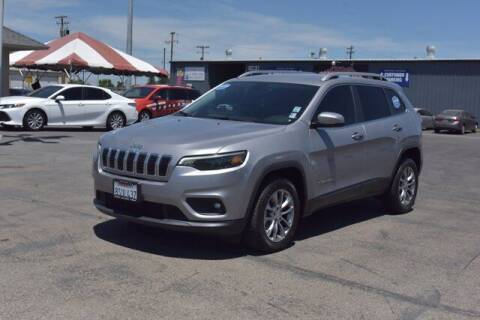 2019 Jeep Cherokee for sale at Choice Motors in Merced CA