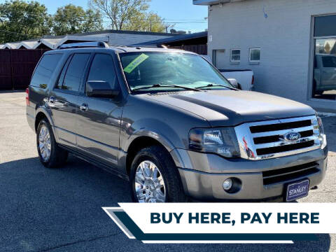 2014 Ford Expedition for sale at Stanley Automotive Finance Enterprise - STANLEY DIRECT AUTO in Mesquite TX