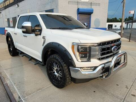 2021 Ford F-150 for sale at LIBERTY AUTOLAND INC - LIBERTY AUTOLAND II INC in Queens Villiage NY