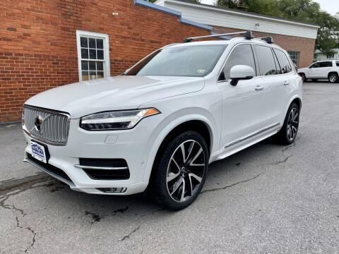 2018 Volvo XC90 for sale at SETTLE'S CARS & TRUCKS in Flint Hill VA
