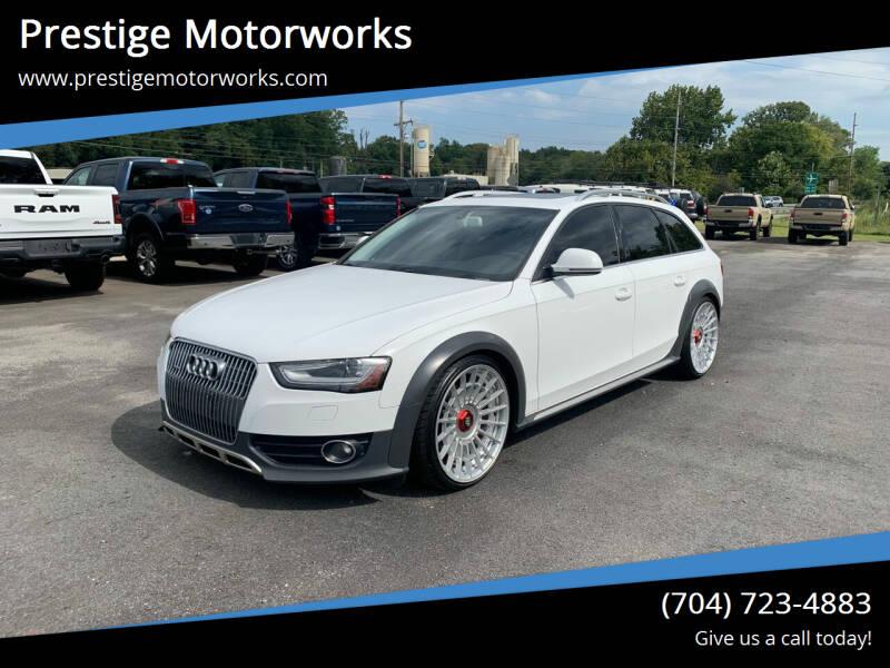 2013 Audi Allroad for sale at Prestige Motorworks in Concord NC