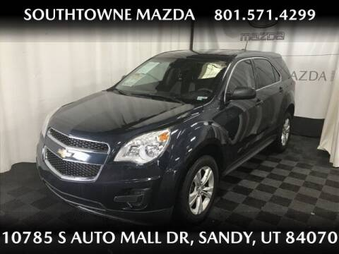 2015 Chevrolet Equinox for sale at Southtowne Mazda of Sandy in Sandy UT