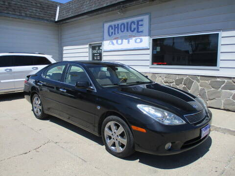 2006 Lexus ES 330 for sale at Choice Auto in Carroll IA