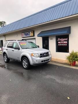 2008 Ford Escape for sale at BRIDGEPORT MOTORS in Morganton NC