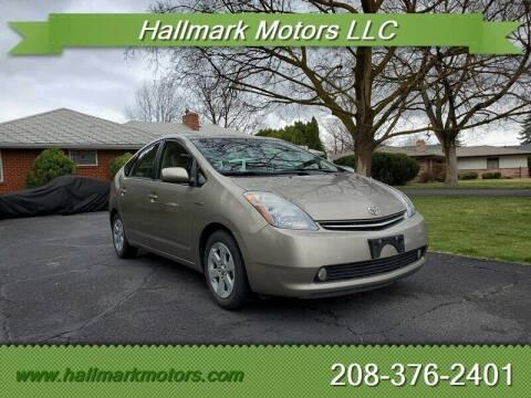 2008 Toyota Prius for sale at HALLMARK MOTORS LLC in Boise ID