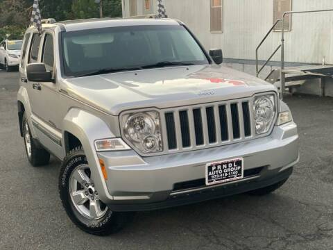 2012 Jeep Liberty for sale at PRNDL Auto Group in Irvington NJ