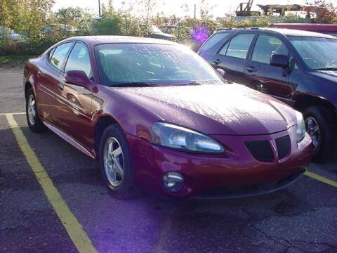2004 Pontiac Grand Prix for sale at VOA Auto Sales in Pontiac MI