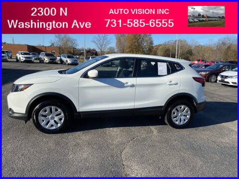 2019 Nissan Rogue Sport for sale at Auto Vision Inc. in Brownsville TN