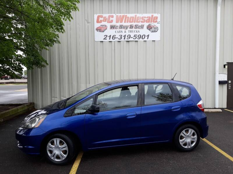 2010 Honda Fit for sale at C & C Wholesale in Cleveland OH