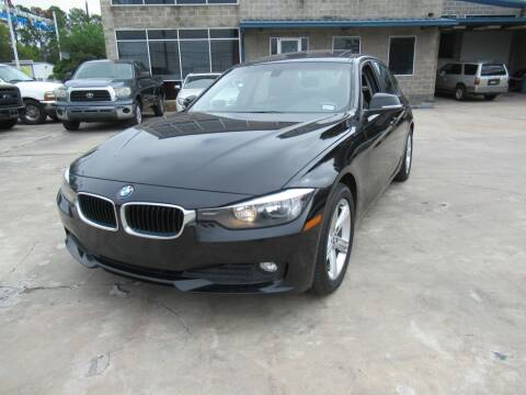 2015 BMW 3 Series for sale at Lone Star Auto Center in Spring TX
