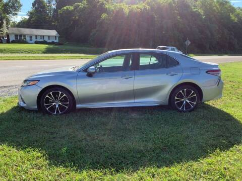2019 Toyota Camry for sale at ABINGDON AUTOMART LLC in Abingdon VA