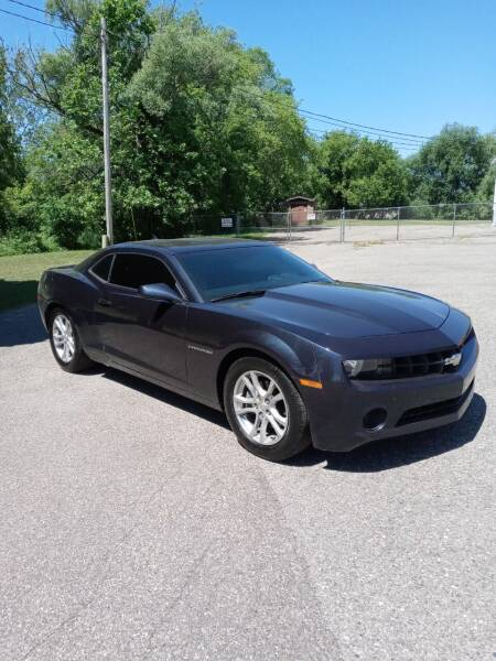 2013 Chevrolet Camaro for sale at SOUTHERN AUTO GROUP, LLC in Grand Rapids MI