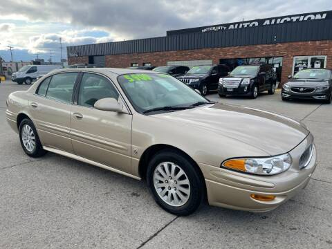 2005 Buick LeSabre for sale at Motor City Auto Auction in Fraser MI