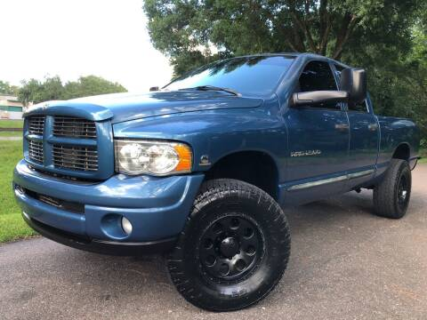 2004 Dodge Ram Pickup 2500 for sale at Powerhouse Automotive in Tampa FL
