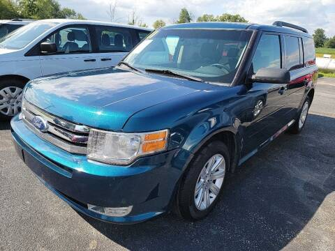 2011 Ford Flex for sale at Pack's Peak Auto in Hillsboro OH