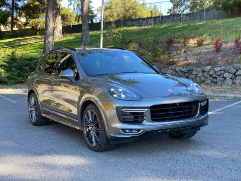 2016 Porsche Cayenne for sale at Lux Motors in Tacoma WA