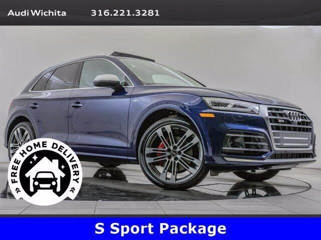 2018 Audi SQ5 for sale in Wichita, KS