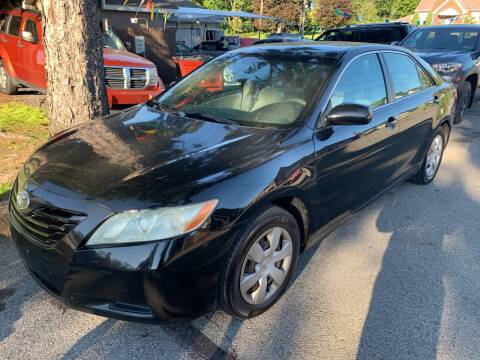 2007 Toyota Camry for sale at Trocci's Auto Sales in West Pittsburg PA