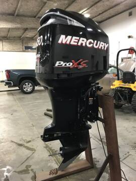 2013 Mercury 250 HP OPTIMAX for sale at Tyndall Motors - Boat Motors in Tyndall, SD