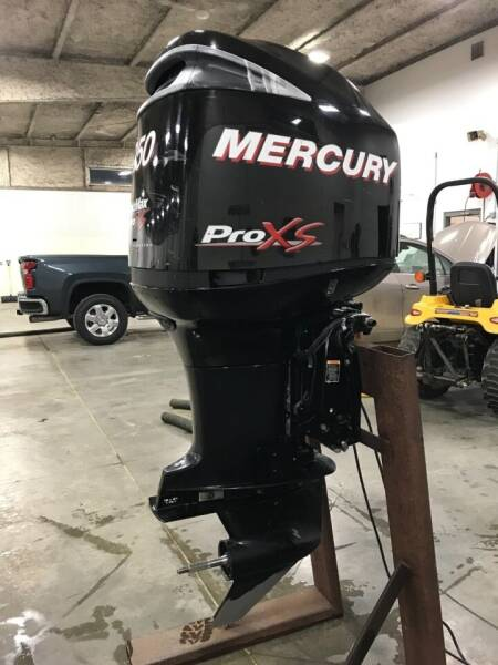 2013 Mercury PRO XS OPTIMAX for sale at Tyndall Motors - Boat Motors in Tyndall, SD