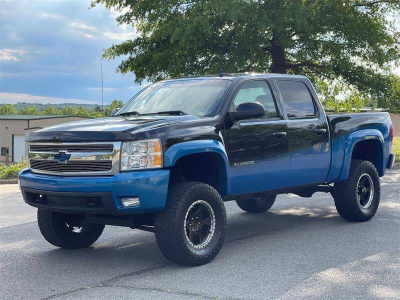 2007 Chevrolet Silverado 1500 for sale at Real Deal Auto in King George VA