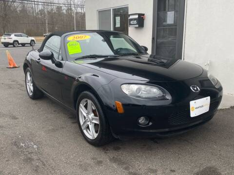 2007 Mazda MX-5 Miata for sale at Vantage Auto Group Tinton Falls in Tinton Falls NJ
