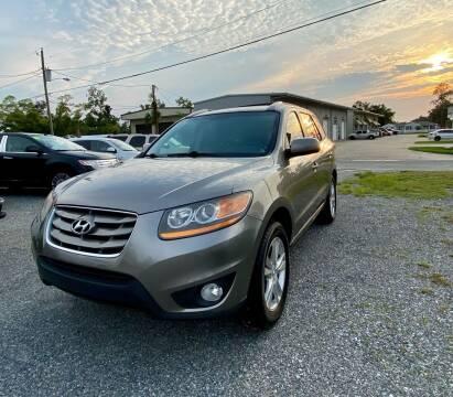 2011 Hyundai Santa Fe for sale at TOMI AUTOS, LLC in Panama City FL