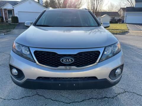 2012 Kia Sorento for sale at Via Roma Auto Sales in Columbus OH