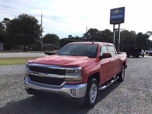 2016 Chevrolet Silverado 1500 for sale at LEE CHEVROLET PONTIAC BUICK in Washington NC
