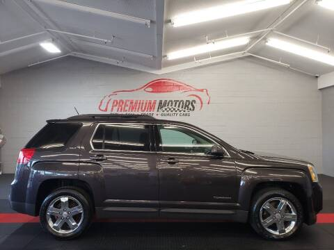 2013 GMC Terrain for sale at Premium Motors in Villa Park IL