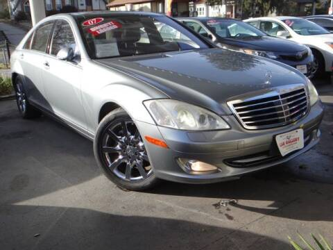 2007 Mercedes-Benz S-Class for sale at KC Car Gallery in Kansas City KS