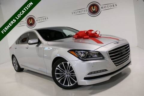 2016 Hyundai Genesis for sale at Unlimited Motors in Fishers IN