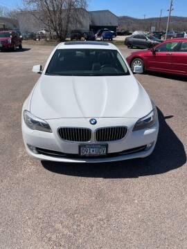 2012 BMW 5 Series for sale at Tri State Auto Center in La Crescent MN