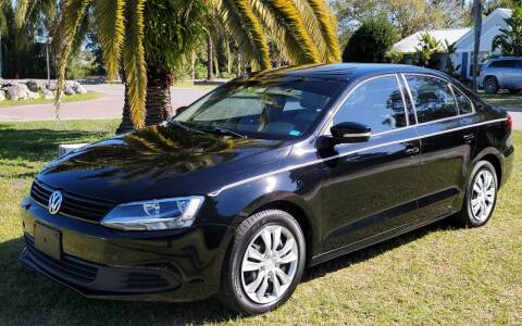 "2011 Volkswagen Jetta for sale at WHEELS ""R"" US 2017 LLC in Hudson FL"