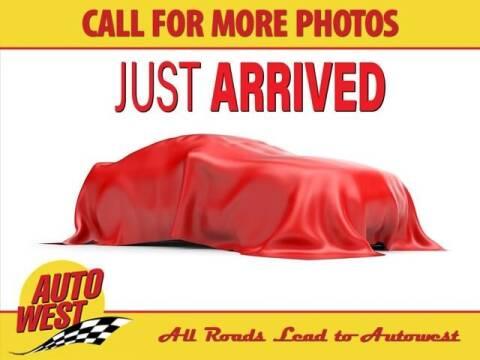 2017 Toyota 4Runner for sale at Autowest Allegan in Allegan MI