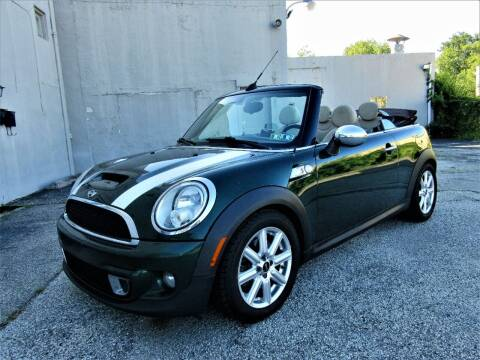 2011 MINI Cooper for sale at New Concept Auto Exchange in Glenolden PA