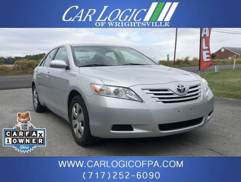 2007 Toyota Camry for sale at Car Logic in Wrightsville PA