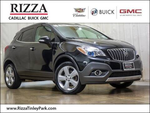 2016 Buick Encore for sale at Rizza Buick GMC Cadillac in Tinley Park IL