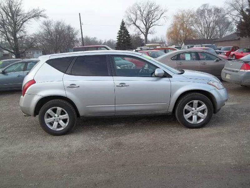 2006 Nissan Murano for sale at BRETT SPAULDING SALES in Onawa IA