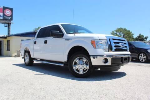 2012 Ford F-150 for sale at AUTOPARK AUTO SALES in Orlando FL