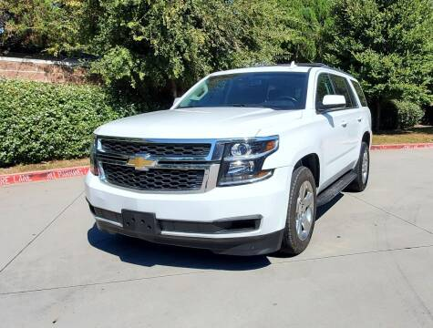 2018 Chevrolet Tahoe for sale at International Auto Sales in Garland TX
