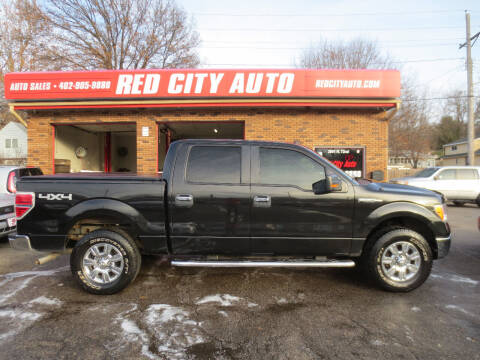 2011 Ford F-150 for sale at Red City  Auto in Omaha NE