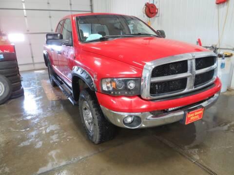 2004 Dodge Ram Pickup 2500 for sale at Grey Goose Motors in Pierre SD
