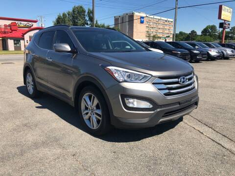 2015 Hyundai Santa Fe Sport for sale at City to City Auto Sales - Raceway in Richmond VA