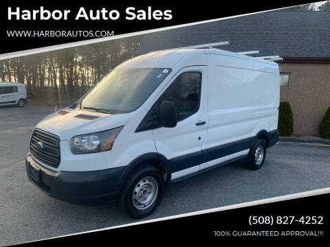 2016 Ford Transit Cargo for sale at Harbor Auto Sales in Hyannis MA